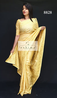 Tussar Silk Saree 8828
