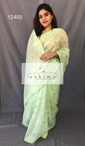 Chanderi saree 12404