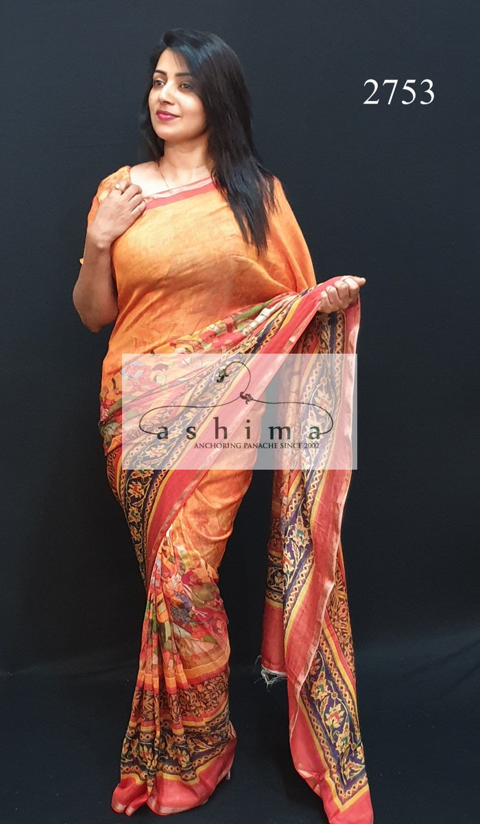 Chanderi Saree 2753