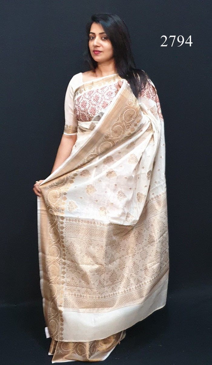 Chanderi Saree 2794