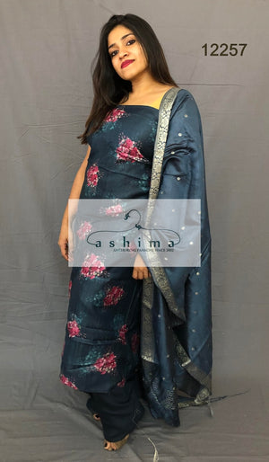 Unstitched salwar suit 12257