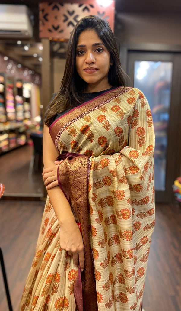 Chanderi saree 13440