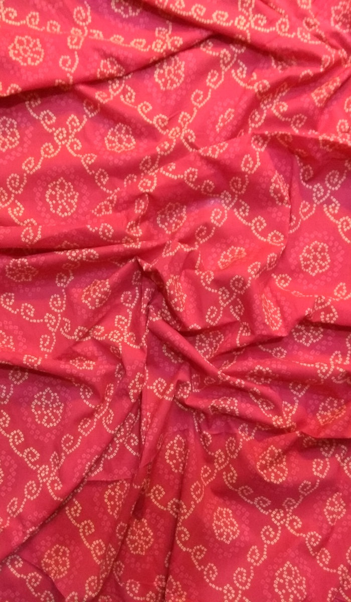 Printed Cotton Fabric FBK100