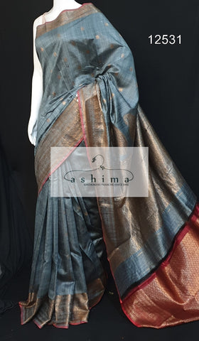 Banarasi silk saree 12531