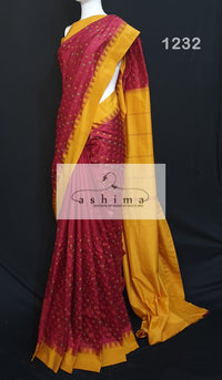 Soft silk saree 1232