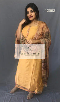 Unstitched salwar suit 12092
