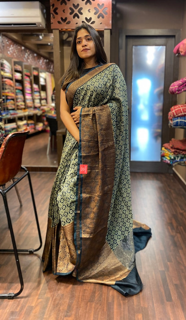 Chanderi saree 13439