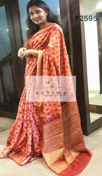 Chanderi Saree 12595