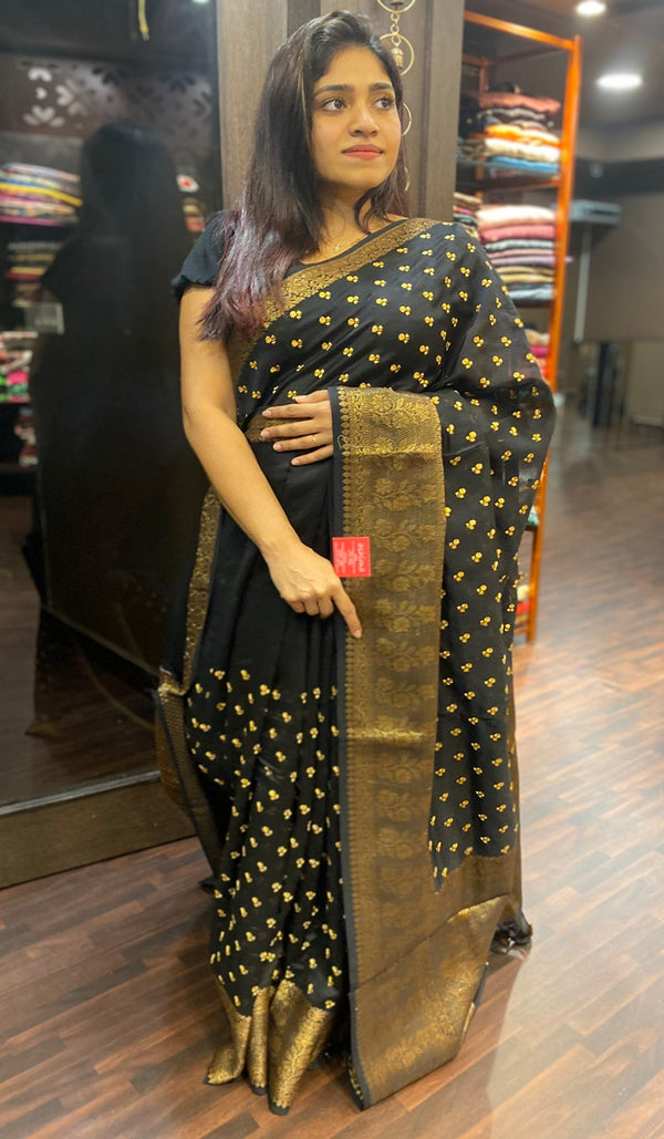 Chanderi saree 14367