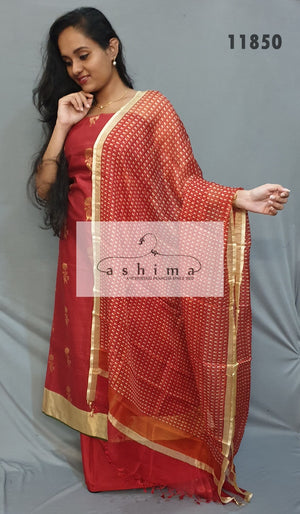 Unstitched Salwar Suit 11850
