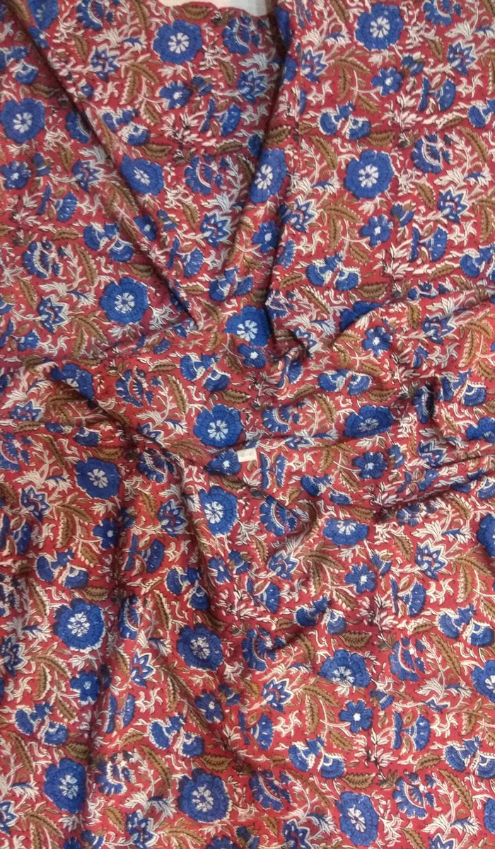 Printed Cotton Fabric FBK61
