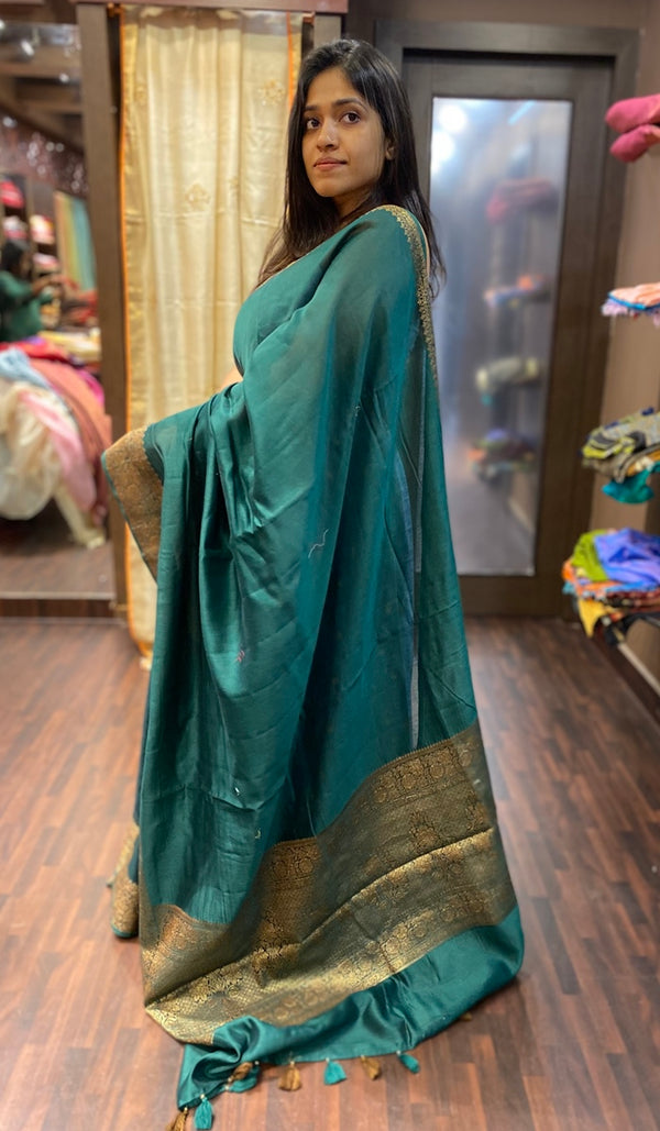Chanderi saree  13765
