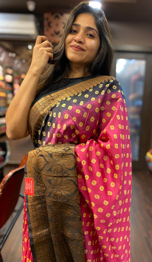 Chanderi saree 13456
