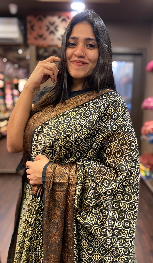 Chanderi saree 13442