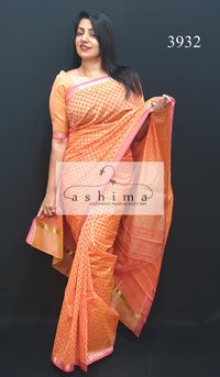 Chanderi Saree 3932