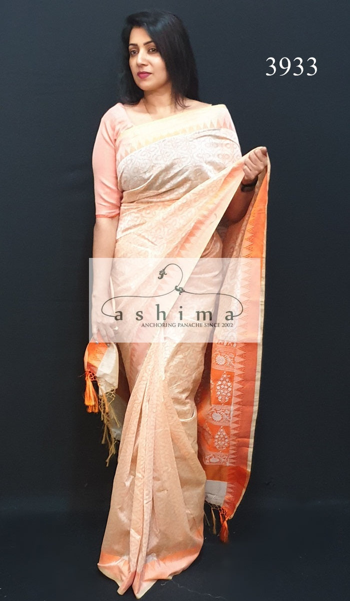 Chanderi Saree 3933