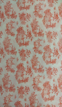Printed Cotton Fabric FBK021