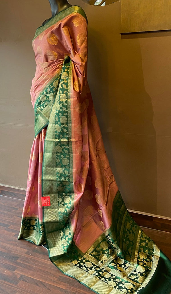 Chiniya Silk saree 13112