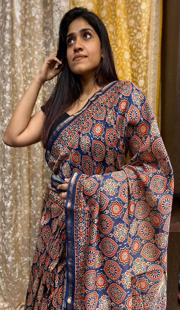 Chanderi saree 14352