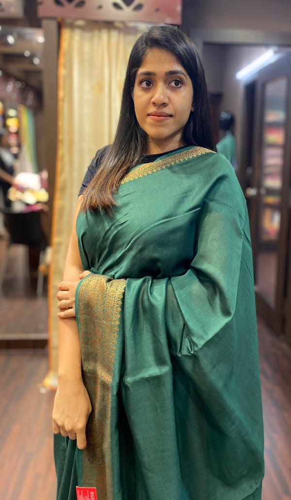 Chanderi saree 13803