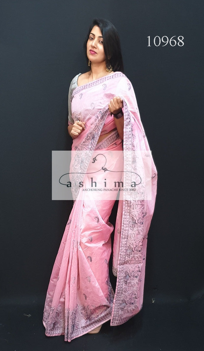Chanderi saree 10968