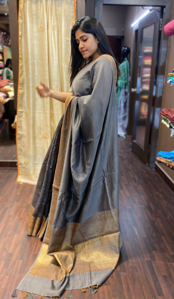 Chanderi saree 13716