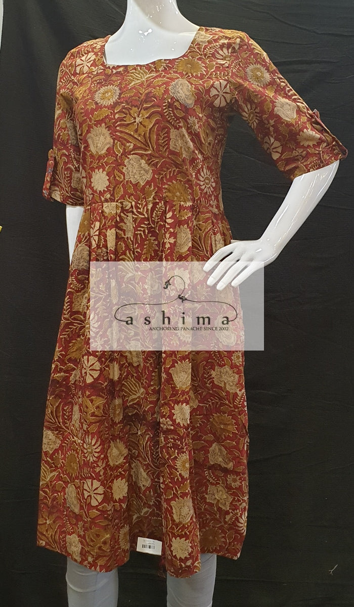 Cotton Kurti - Medium- Kurti 46