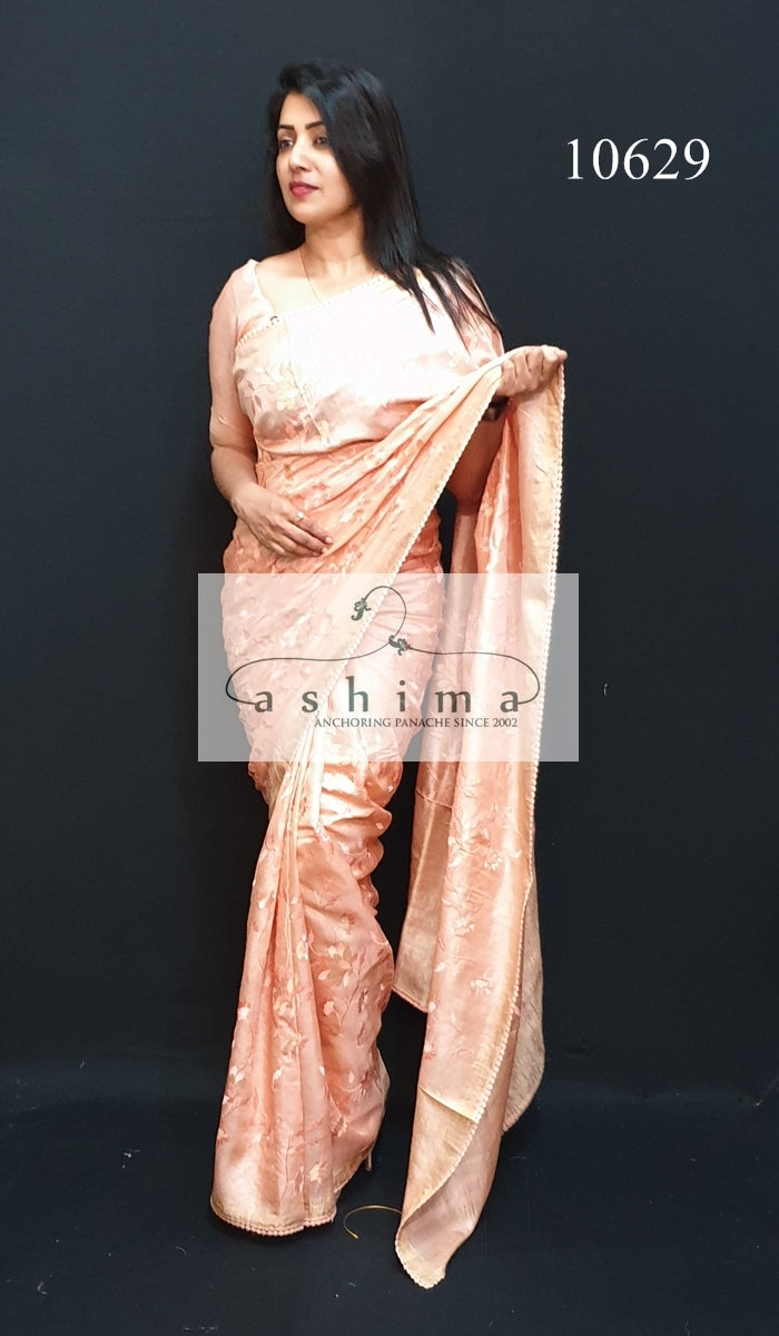 Tussar silk saree 10629