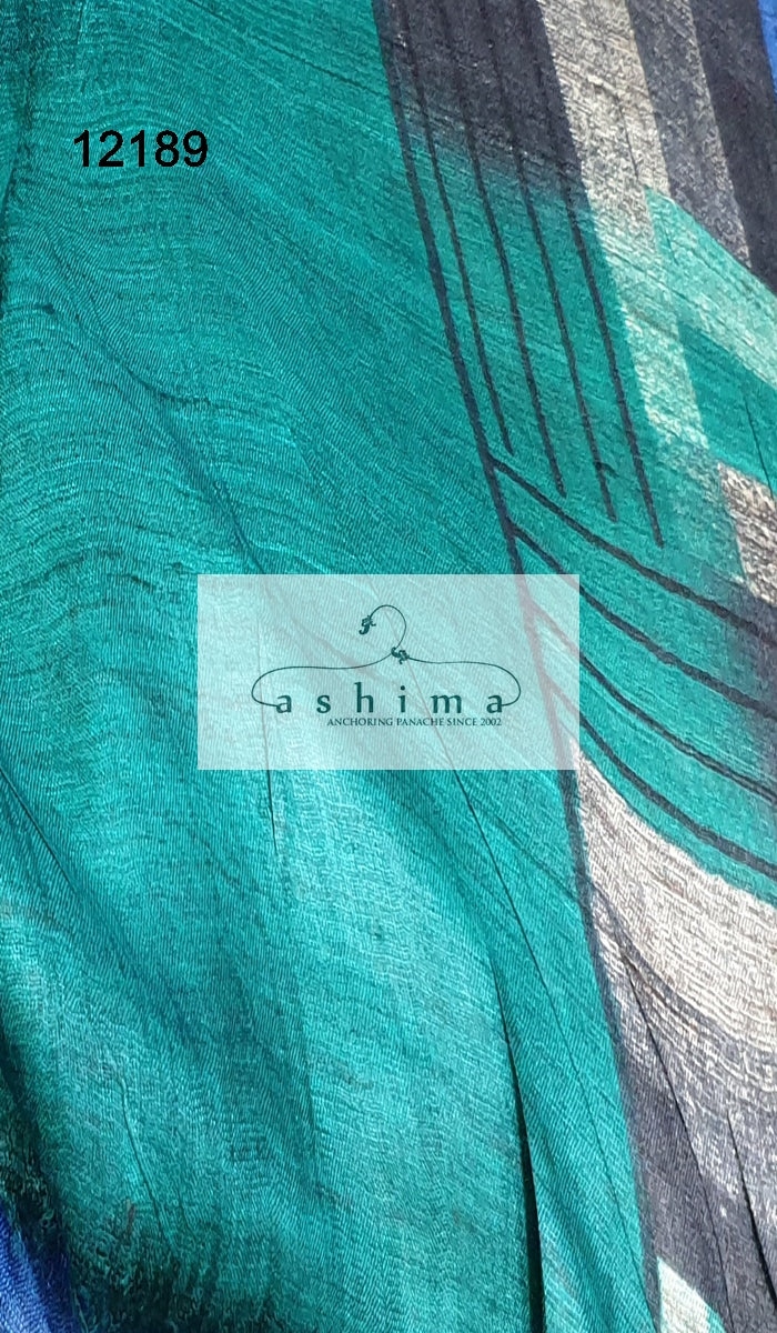 Tussar silk saree 12189
