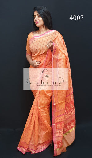 Chanderi Saree 4007