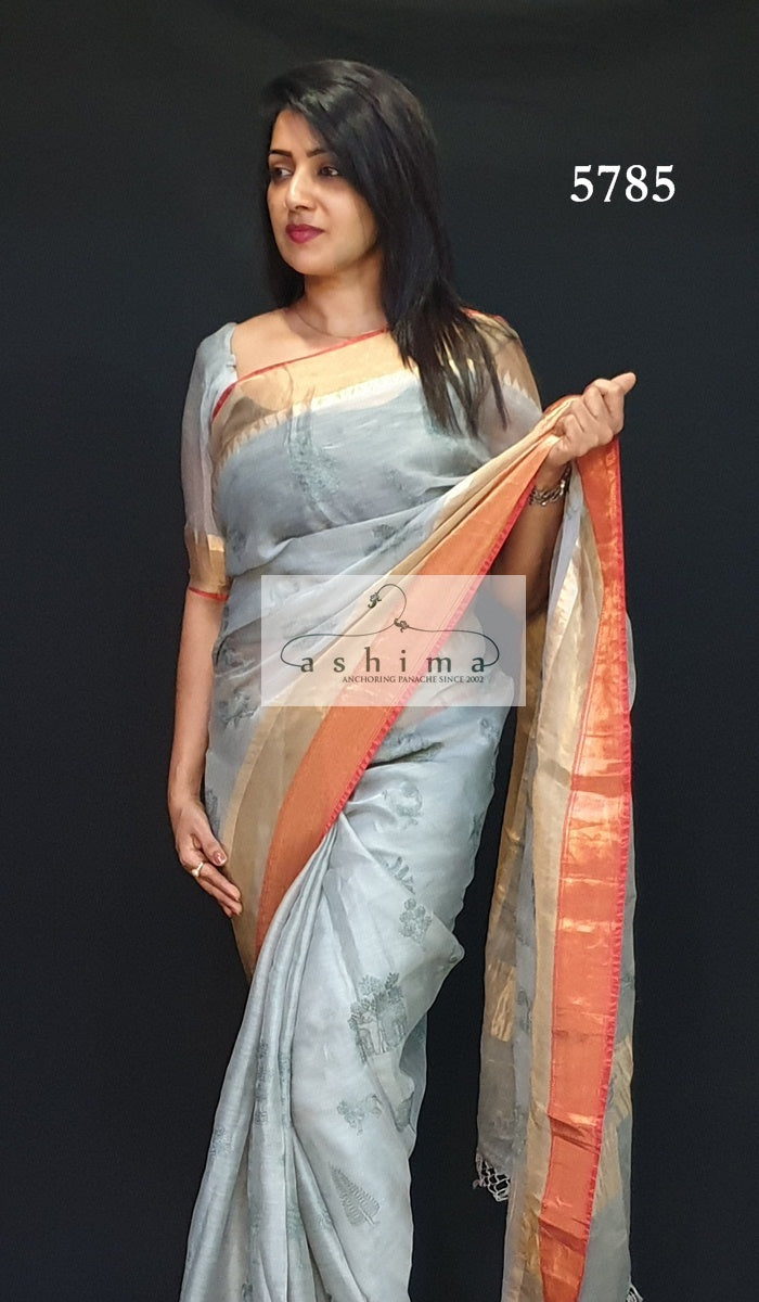 Silk Saree 5785