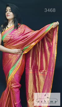 Tanchoi Silk Saree 3468