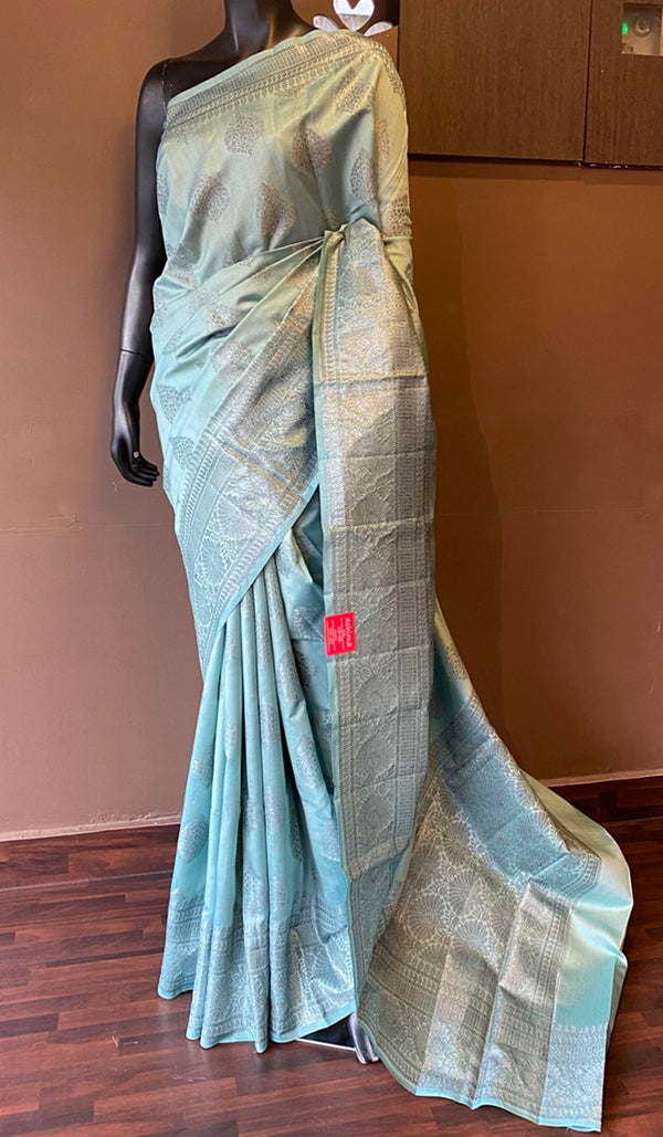 Chiniya Silk saree 13109