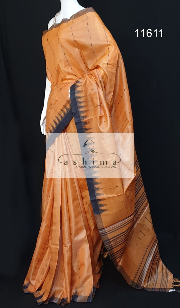 Tussar silk saree 11611