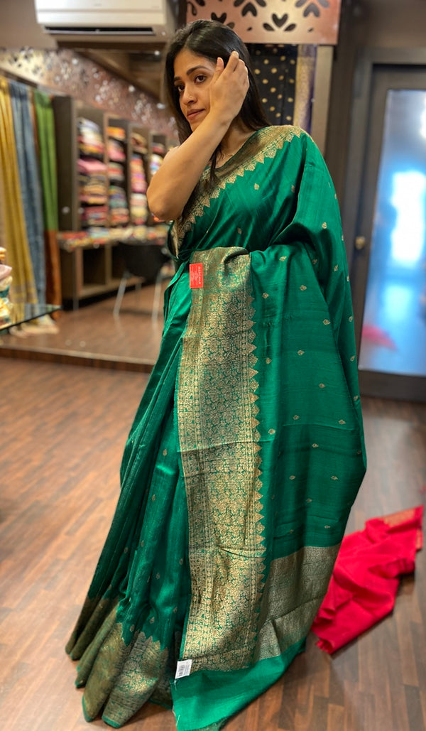 Banarasi Raw silk saree 13480