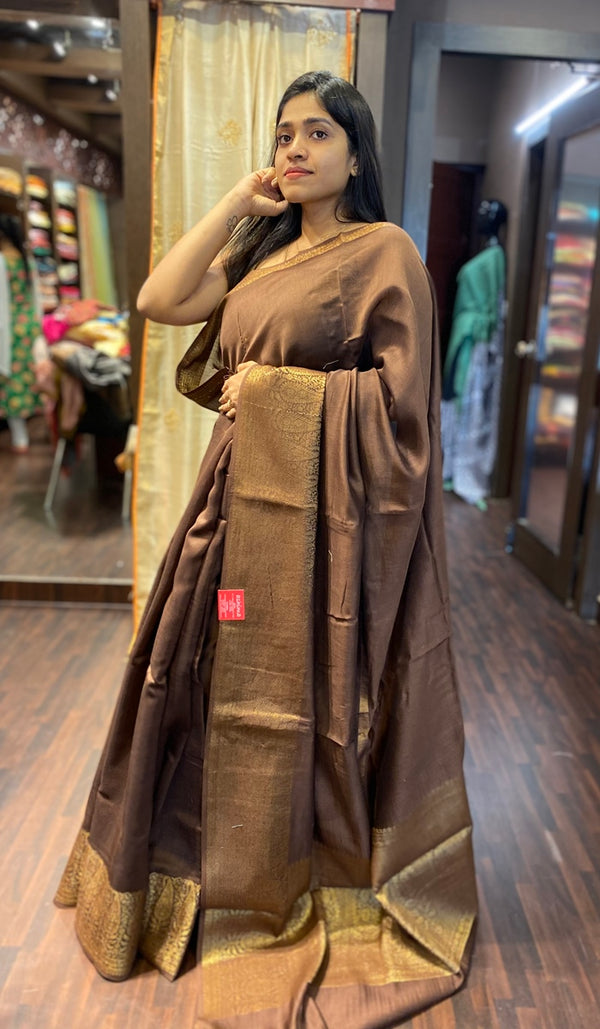 Chanderi saree 13680