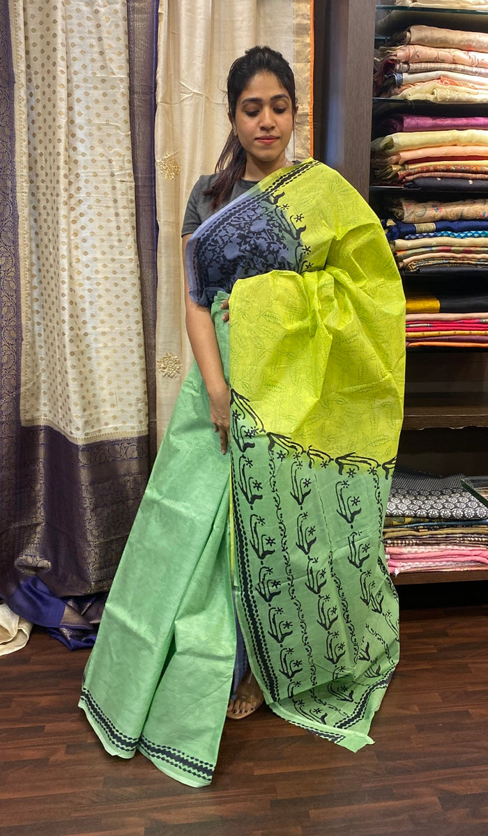 Cotton saree 14493