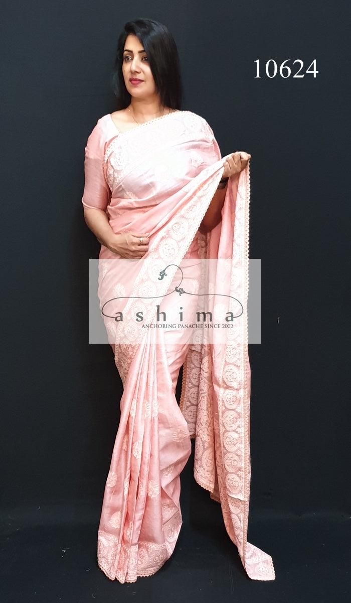 Tussar silk saree 10624