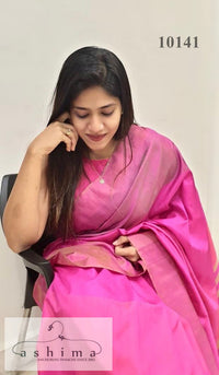 Soft silk saree 10141