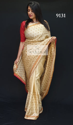 9131 Semi Silk Saree