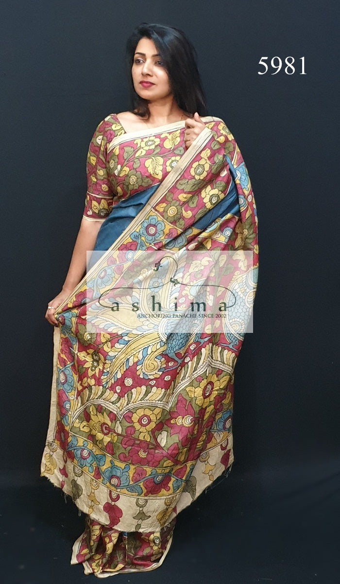 Silk Saree 5981