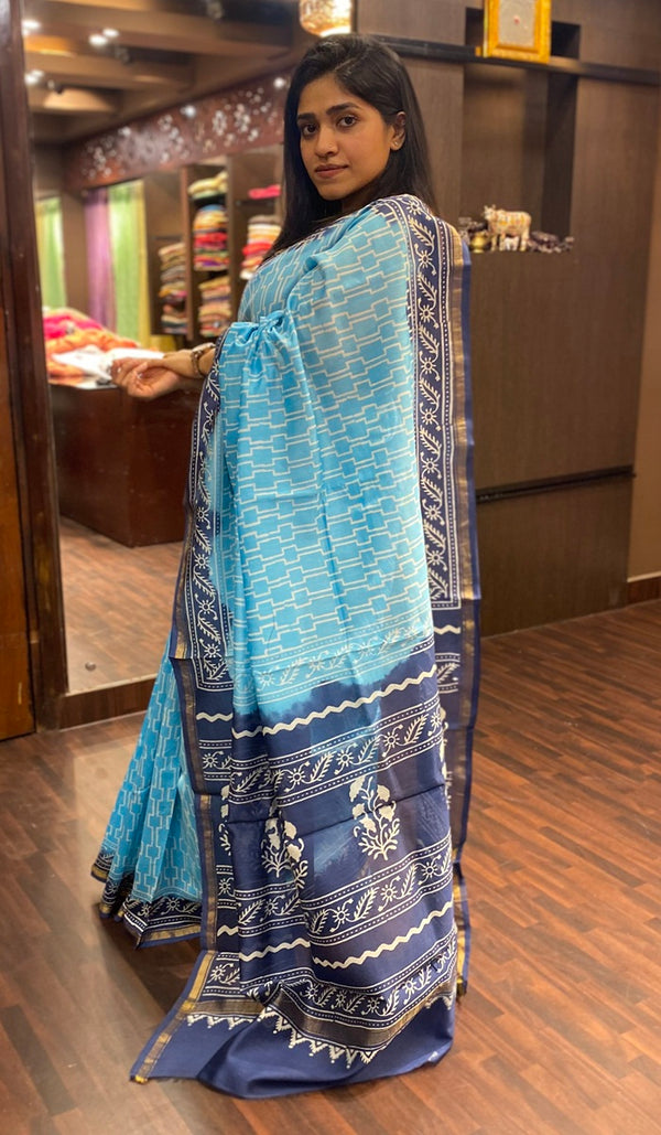 chanderi saree 14261