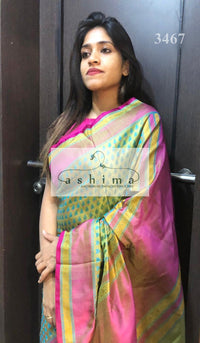 Tanchoi Silk Saree 3467