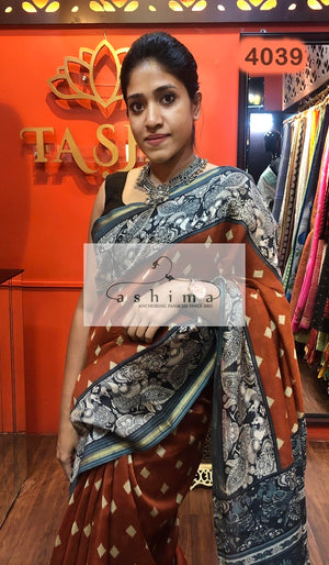 Chanderi saree 4039