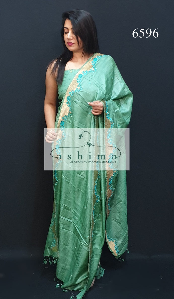 Unstitched Salwar Suit 6596