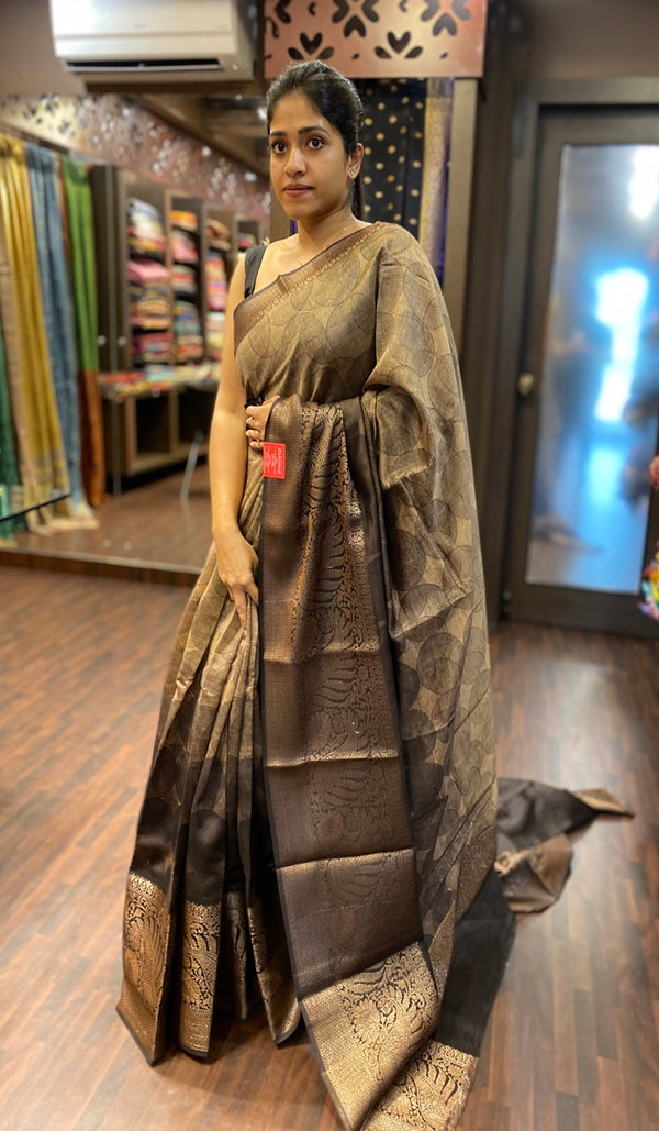 Chanderi saree 13489