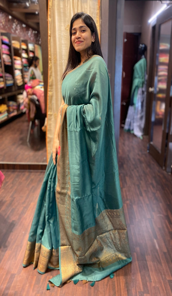 Chanderi saree 13717