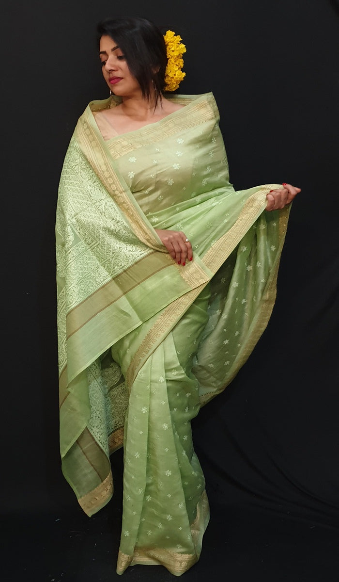 Chanderi Saree 11761
