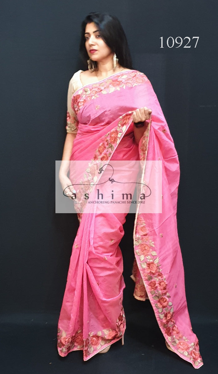 Chanderi saree 10925