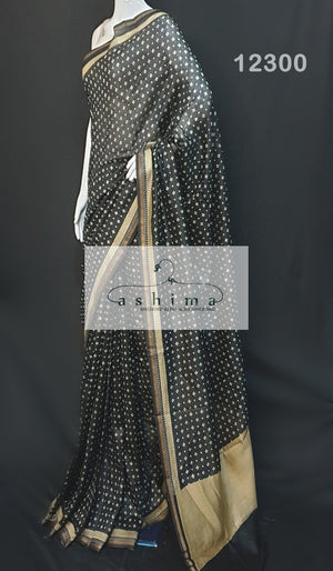 Chanderi saree 12300